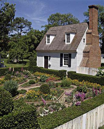 Historic gardens 18th century historic gardens for Garden design 18th century
