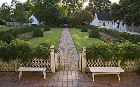 Historic Gardens 18th Century Historic Gardens