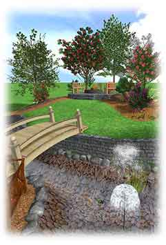 Room Designer Software on Garden Design Software On 3d Software Revolutionizes Landscape Design