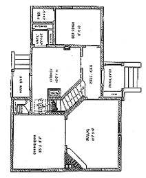 old house plans - Vintage Farmhouse Plans