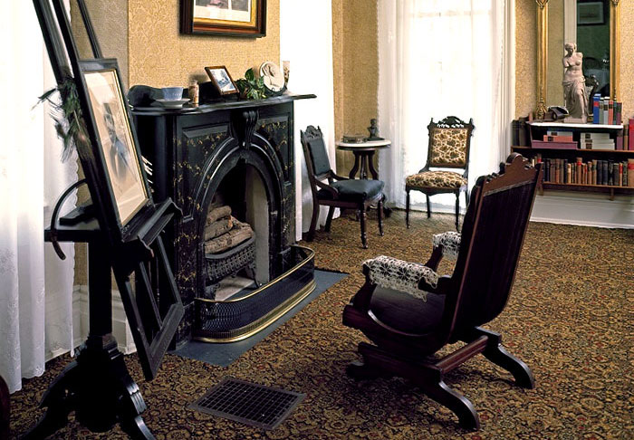 Old Victorian Living Rooms Pictures To Pin On Pinterest